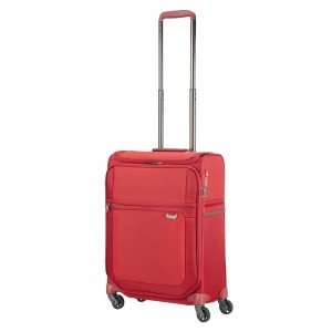 Samsonite Uplite Spinner 55 Toppocket Red