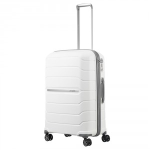 Samsonite Flux Spinner 68 Expandable White