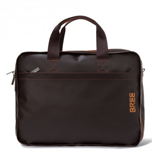 Bree Punch 67 Briefcase Mocca