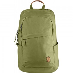 FjallRaven Raven 20 L Backpack Meadow Green