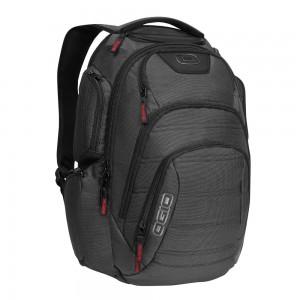 Ogio Renegade RSS Laptop Backpack Black Pindot