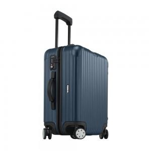 Rimowa Salsa Cabin Trolley Multiwheel 56 Blue Matte
