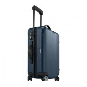 Rimowa Salsa Cabin Trolley Multiwheel IATA 55 Blue Matte