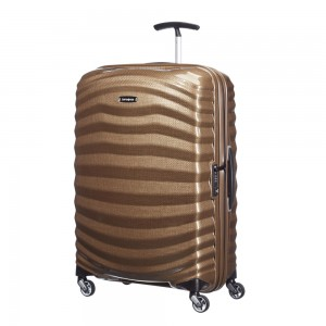 Samsonite Lite-Shock Spinner 69 Sand