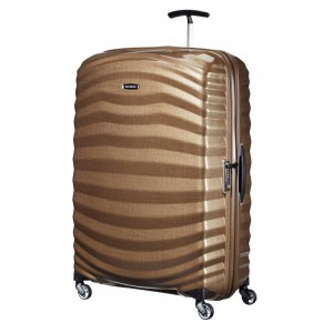 Samsonite Lite-Shock Spinner 81 Sand