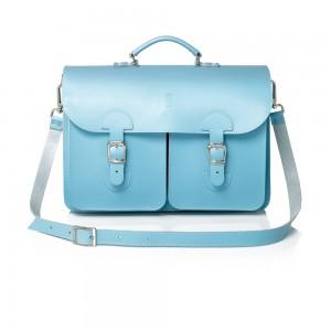 OldSchool Bags Schooltas Extra Large Baby Blauw