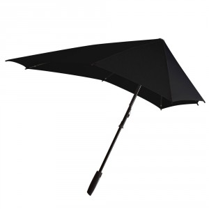 Senz Smart XL Paraplu Black Out
