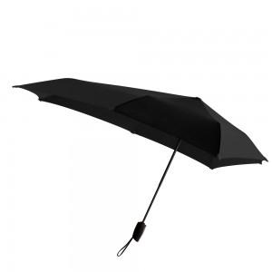 Senz Automatic Paraplu Pure Black