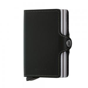 Secrid Twin Wallet Portemonnee Original Black