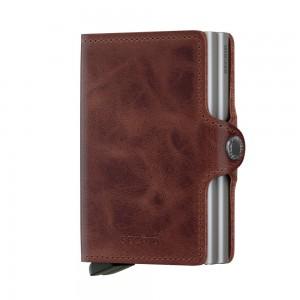 Secrid Twin Wallet Portemonnee Vintage Brown