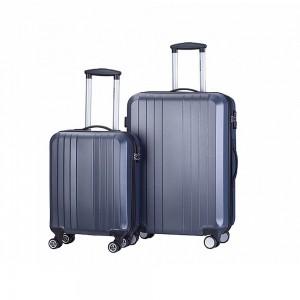 Decent Tobi 2-Delige Kofferset Antraciet