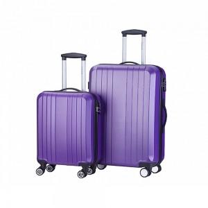 Decent Tobi 2-Delige Kofferset Paars