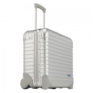 Rimowa Topas Business Trolley Koffer Aluminium