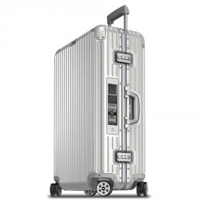 Rimowa Topas Trolley Multiwheel 78 Electronic Tag Aluminium