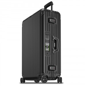 Rimowa Topas Stealth Trolley Multiwheel 82 Electronic Tag Black