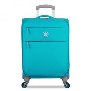 SuitSuit Caretta Soft Handbagage Spinner Peppy Blue