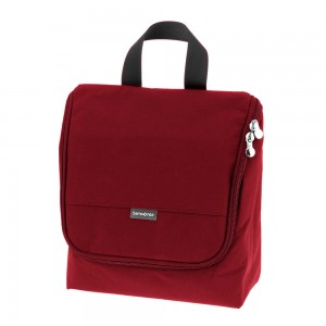Samsonite Travel Accessoires Ophangbare Toilettas Red