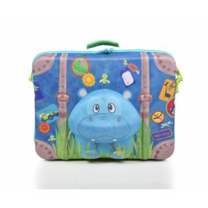 Okiedog Wildpack Koffer Hippo