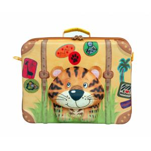 Okiedog Wildpack Koffer Tiger