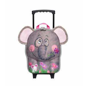 Okiedog Wildpack Koffer Trolley Small Elephant