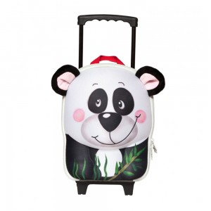 Okiedog Wildpack Koffer Trolley Small Panda