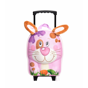 Okiedog Wildpack Koffer Trolley Small Rabbit