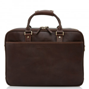 Castelijn & Beerens Verona Business Laptoptas 15.6'' 9476 Mocca