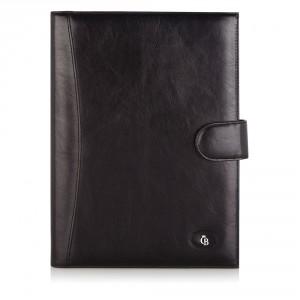 Castelijn & Beerens Gaucho A4 Schrijfmap Ringband 9140 Black