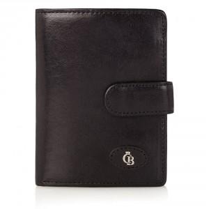 Castelijn & Beerens Gaucho Dames Portemonnee Rits 5420 Black