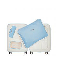 SuitSuit Fabulous Fifties Packing Cube Set 55 cm Alaska Blue