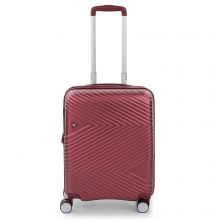 Roncato Arrow Cabin 4-Wheel Trolley 55 Expandable Red