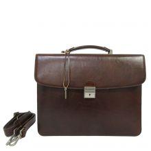 Claudio Ferrici Legacy Briefcase 13.3'' Brown