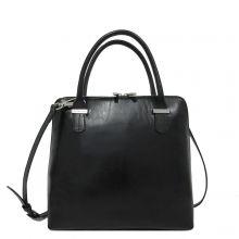 Claudio Ferrici Classico Handbag Schoudertas Black