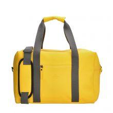Charm London Neville Waterproof Duffle Bag Yellow