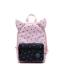 Parkland Little Monster Kids Backpack Polka Dots Quartz