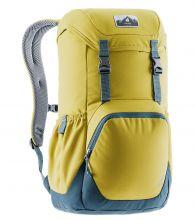 Deuter Walker 20 Backpack Turmeric/ Arctic 1