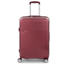 Roncato Arrow 4-Wheel Trolley 64 Expandable Red