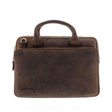 Plevier 557-2 Laptoptas Brown