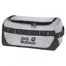 Jack Wolfskin Expedition Wash Bag Toilettas Silver Grey