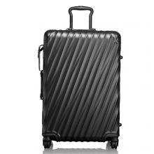 Tumi Alpha Compact Wheeled Briefcase Black