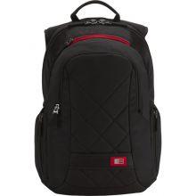 """Case Logic DLBP-114 14"""" Laptop & Macbook Backpack Black"""