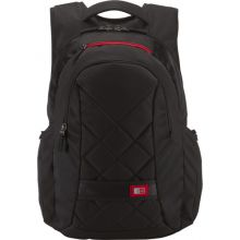 """Case Logic DLBP-116 16"""" Laptop Backpack Black"""
