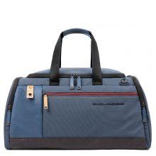 Piquadro Blade Duffle Bag Reistas Blue