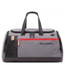 Piquadro Blade Duffle Bag Reistas Grey