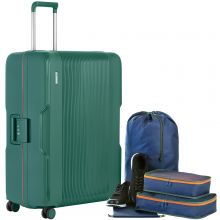 CarryOn Protector Koffer 77 Green