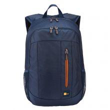 "Case Logic WMBP-115 15.6"" Jaunt Laptop Backpack Dress Blue"