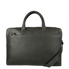 "Cowboysbag Laptop Bag Laide 15.6"" Dark Green"
