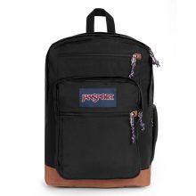 """Jansport Cool Student Backpack 15"""" Black"""