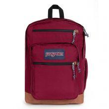 "Jansport Cool Student Backpack 15"" Russet Red"