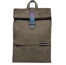 "Bold Banana Roll Top Backpack 15.6"" Green Reflex"